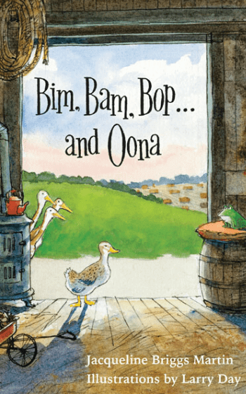 Bim Bam Bop and Oona - book cover - centered - zoomed