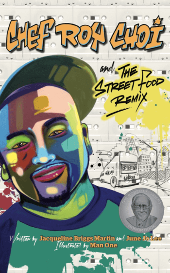 Chef Roy Choi - book cover