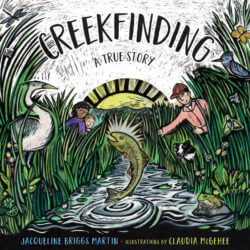 Creekfinding - book cover
