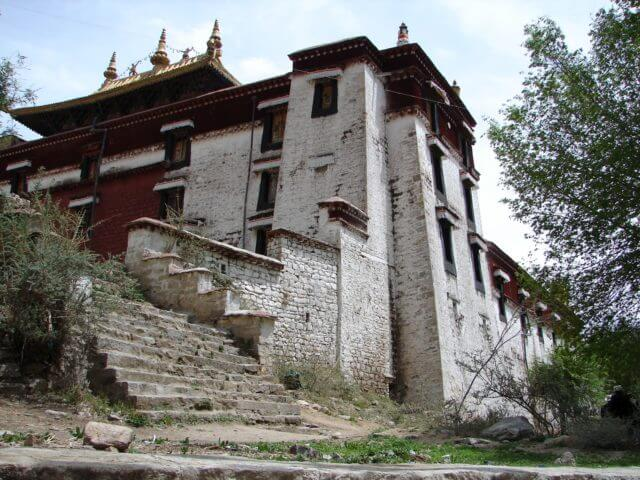 Another view of Sera Monastery